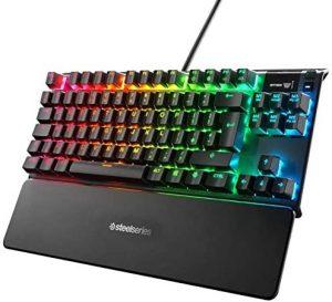 SteelSeries Apex Pro TKL Mekanik Gaming Klavye