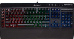 Corsair Gaming K55 RGB Oyuncu Klavye Türkçe